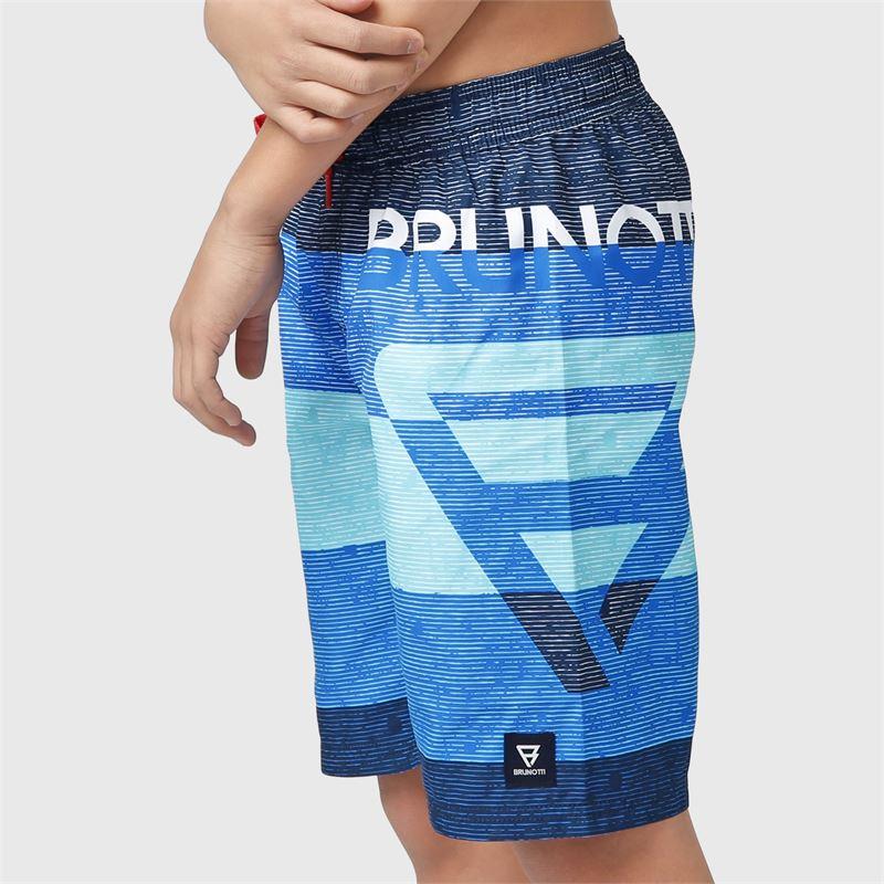 Brunotti Kelvin-PP-JR  (blau) - jungen schwimmshorts - Brunotti online shop