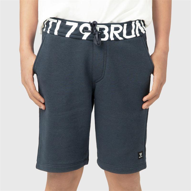 Brunotti Liam-JR  (blue) - boys casual shorts - Brunotti online shop