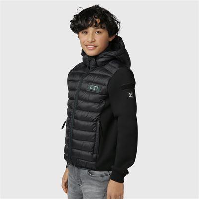 Brunotti Amato-JR Boys Jacket. Beschikbaar in 128,140,152,164,176 (2113180769-9999)