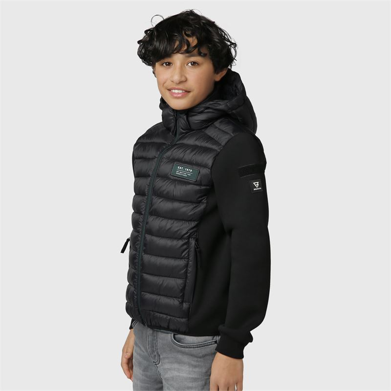 Brunotti Amato-JR  (black) - boys casual jackets - Brunotti online shop