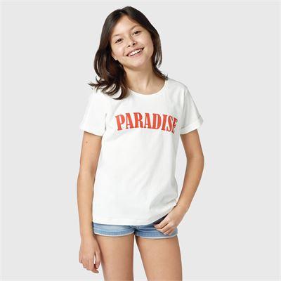 Brunotti Oulinas-JR Girls T-shirt. Verfügbar in 128,152,164,176 (2114100925-1001)