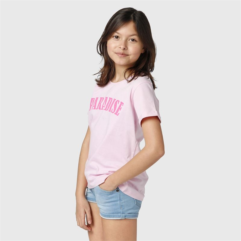 Brunotti Oulinas-JR  (roze) - meisjes t-shirts & topjes - Brunotti online shop