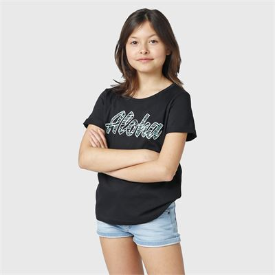 Brunotti Oulinas-JR Girls T-shirt. Available in 128,152,164,176 (2114100925-9999)