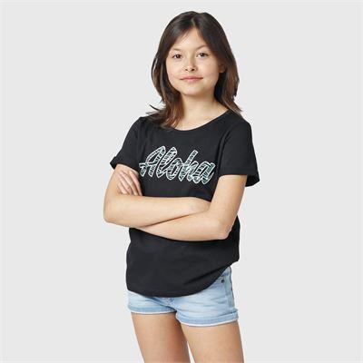 Brunotti Oulinas-JR Girls T-shirt. Verfügbar in 128,152,164,176 (2114100925-9999)