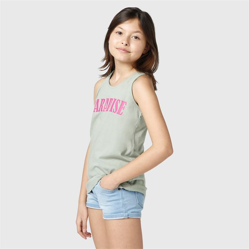 Brunotti Dancer-JR  (groen) - meisjes t-shirts & topjes - Brunotti online shop