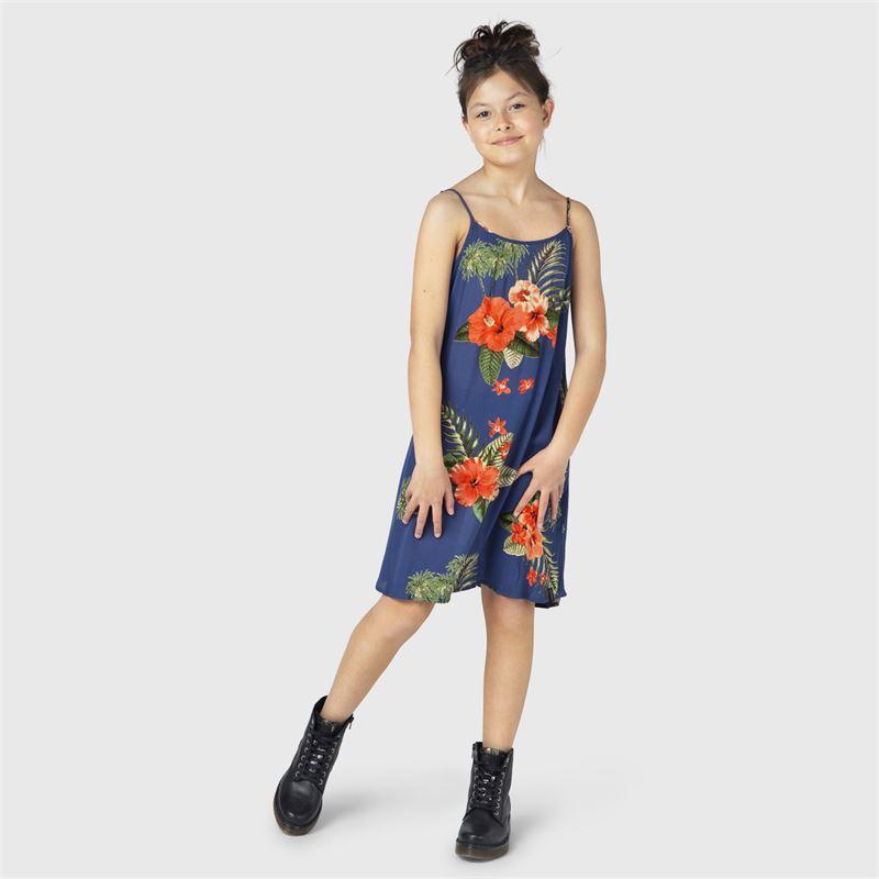 Brunotti Julia-JR  (blauw) - meisjes jurken & rokken - Brunotti online shop