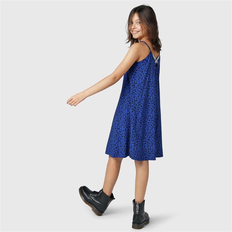 Brunotti Julia-AO-JR  (blauw) - meisjes jurken & rokken - Brunotti online shop