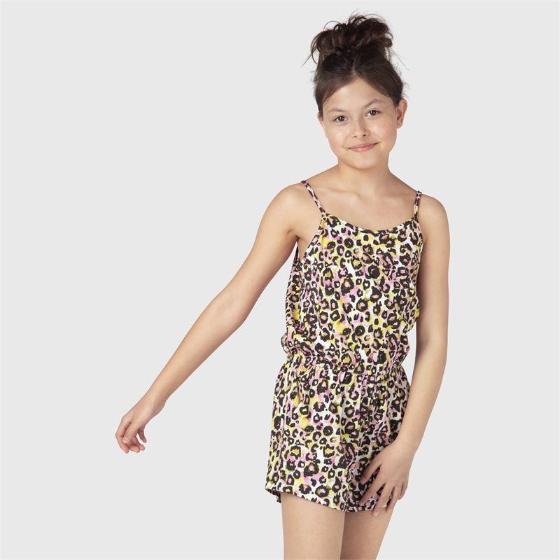 Brunotti Alizee-JR  (groen) - meisjes jurken & rokken - Brunotti online shop