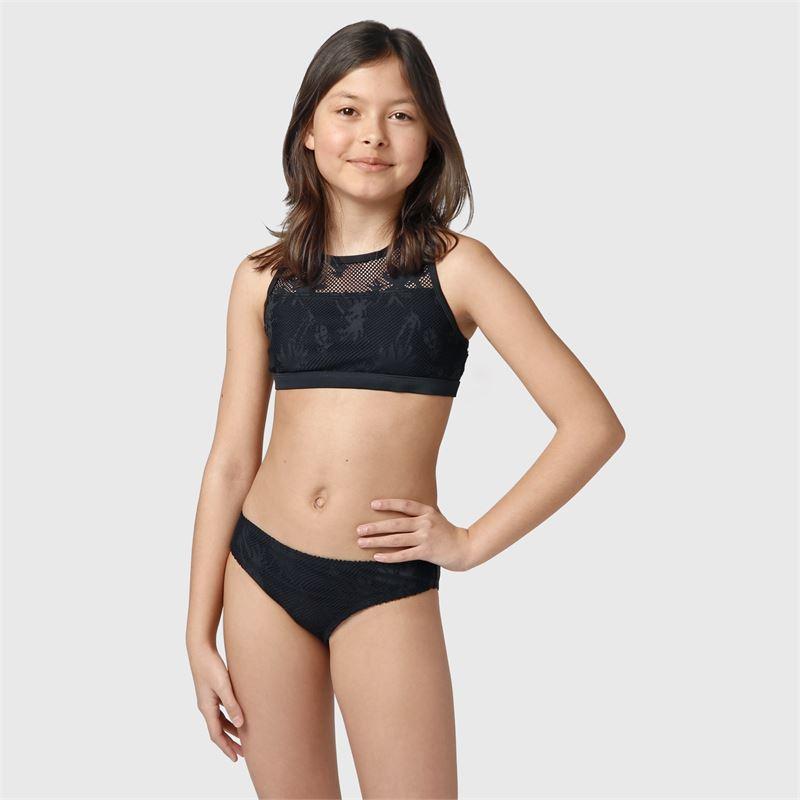 Brunotti Elena-JR  (zwart) - meisjes bikini's - Brunotti online shop