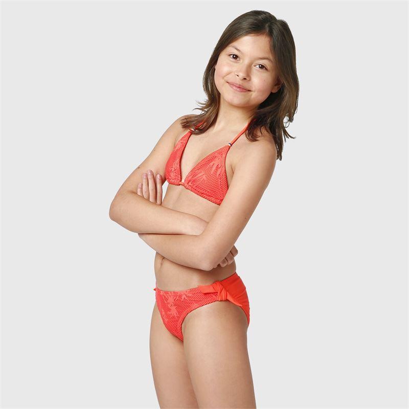 Brunotti Dries-JR  (orange) - mädchen bikinis - Brunotti online shop