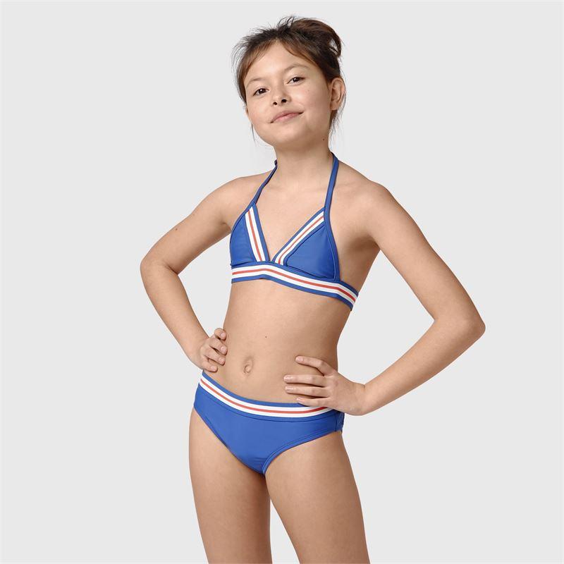 Brunotti Awan-JR  (blue) - girls bikinis - Brunotti online shop