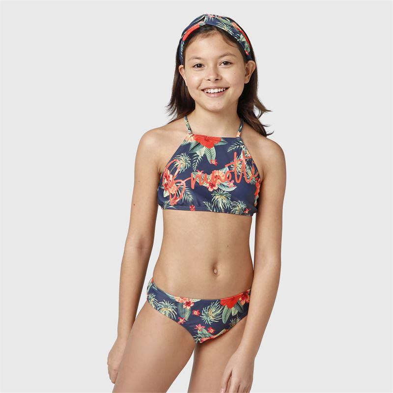 Brunotti Camellia-JR  (blau) - mädchen bikinis - Brunotti online shop