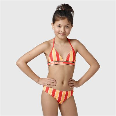 Brunotti Noelle-JR Girls Bikini. Verfügbar in 128,140,152,164,176 (2114320833-2503)