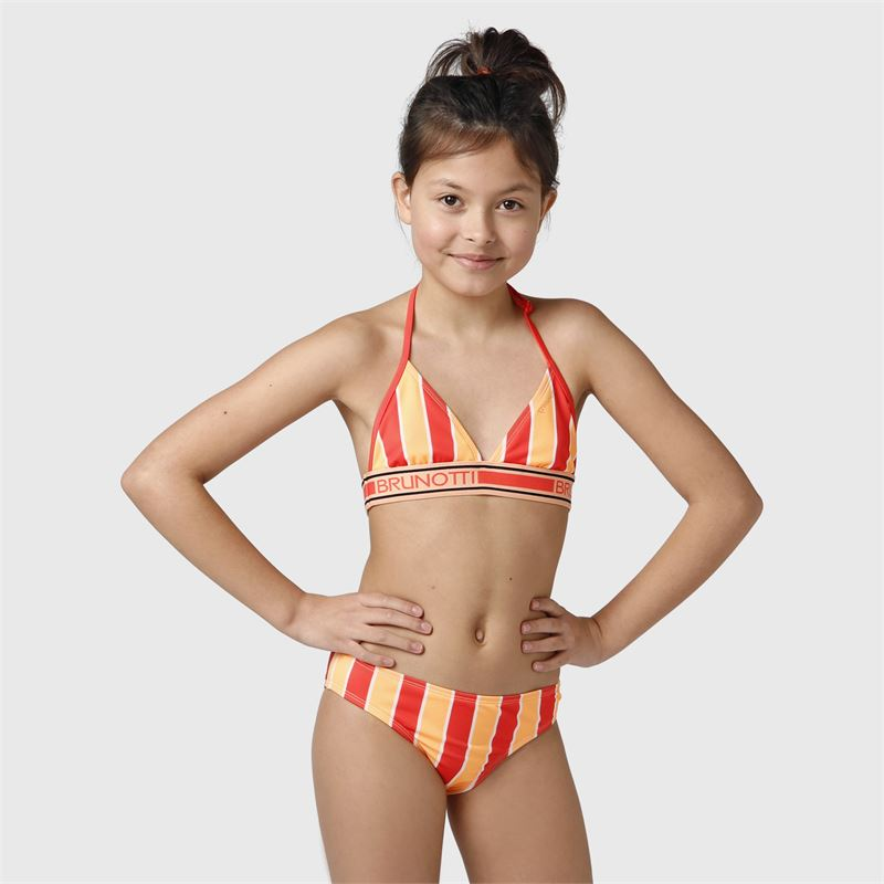 Brunotti Noelle-JR  (orange) - mädchen bikinis - Brunotti online shop