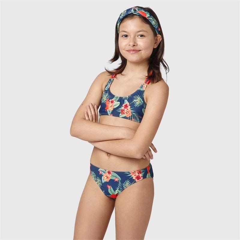 Brunotti Coralina-JR  (blauw) - meisjes bikini's - Brunotti online shop