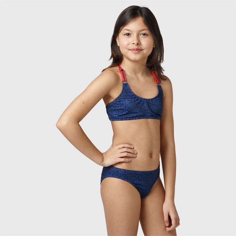 Brunotti Coralina-AO-JR  (blau) - mädchen bikinis - Brunotti online shop