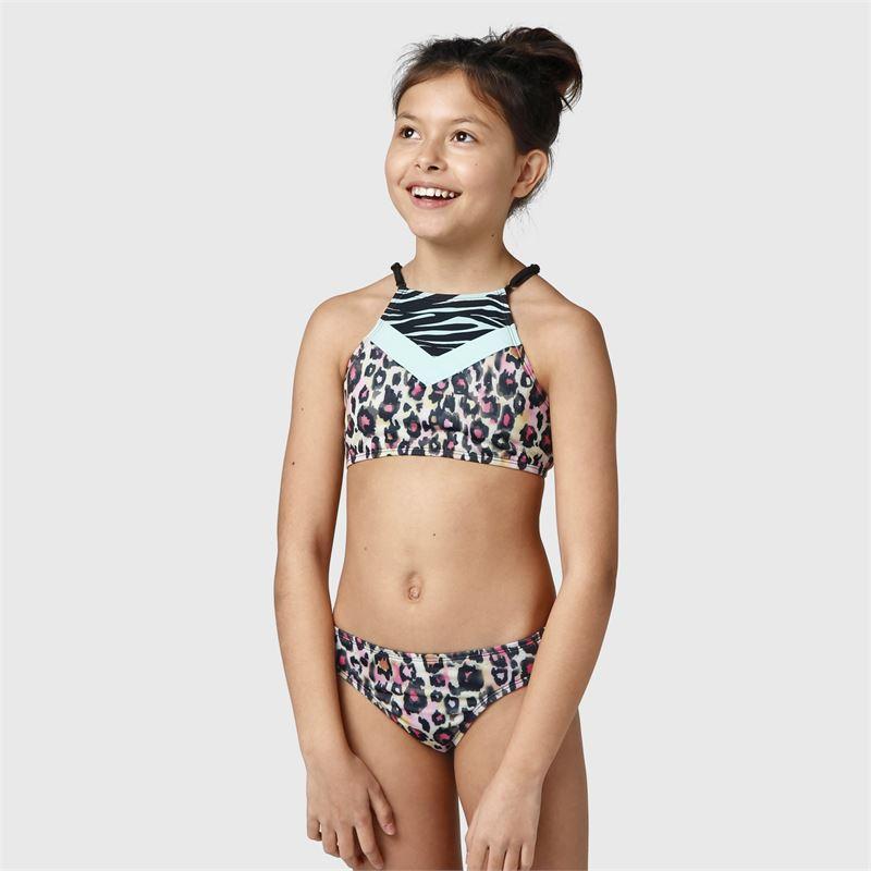 Brunotti Malti-JR  (groen) - meisjes bikini's - Brunotti online shop