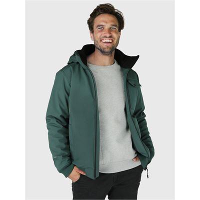 Brunotti Tegany Men Softshelljacket. Available in S,M,L,XL,XXL,XXXL (2121180005-6999)
