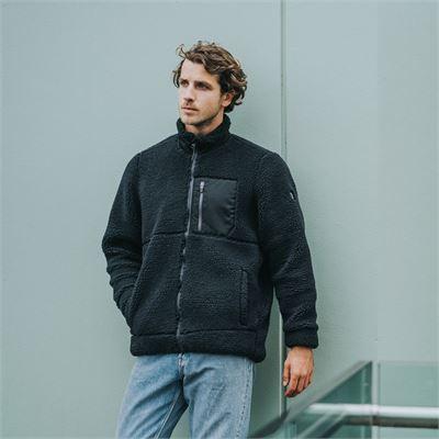 Brunotti Garick Men Fleece. Available in S,M,L,XL,XXL,XXXL (2121240147-9999)