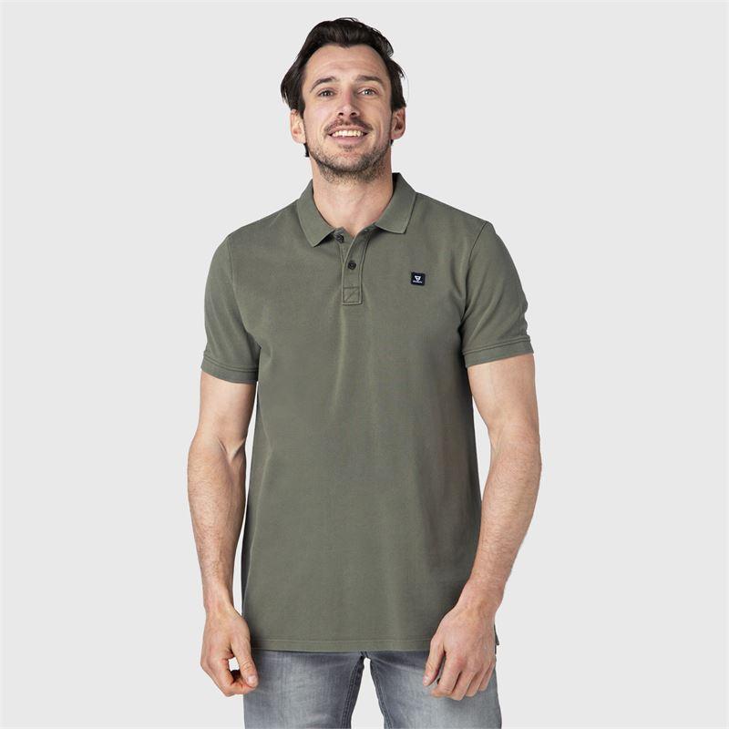 Brunotti TavECO-N  (grün) - herren t-shirts & polos - Brunotti online shop