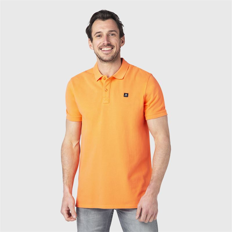 Brunotti TavECO-N  (orange) - men t-shirts & polos - Brunotti online shop