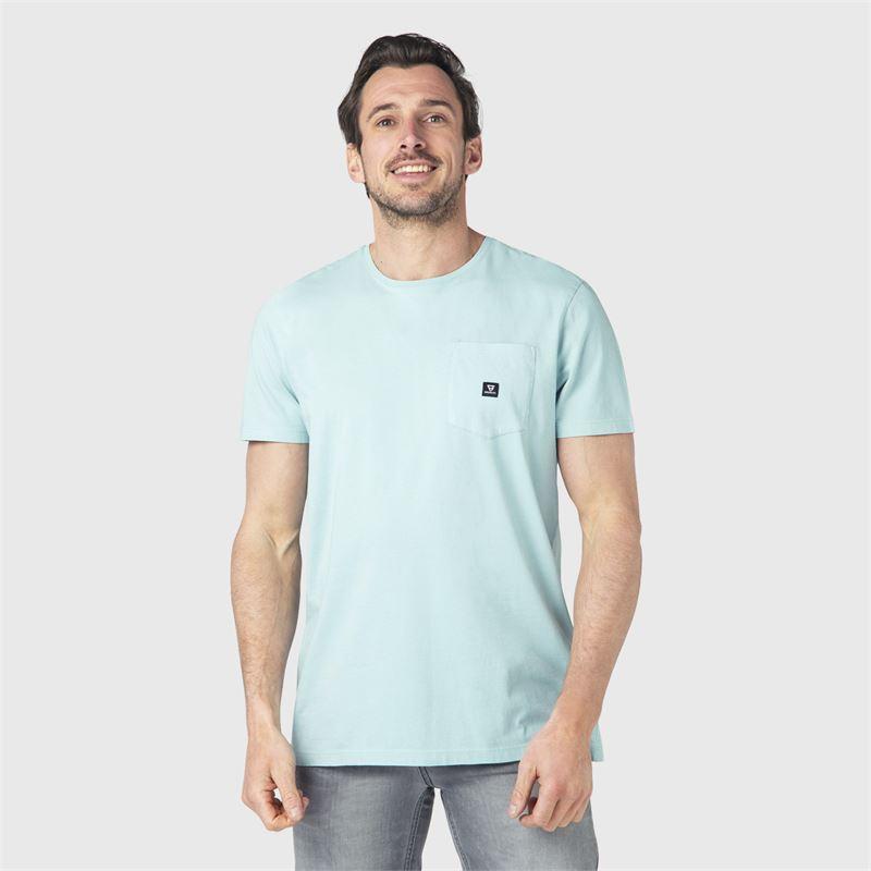Brunotti Axle-N  (blau) - herren t-shirts & polos - Brunotti online shop