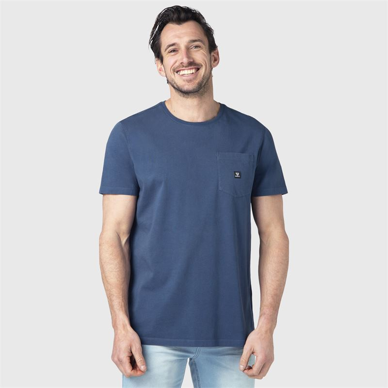 Brunotti Axle-N  (blue) - men t-shirts & polos - Brunotti online shop