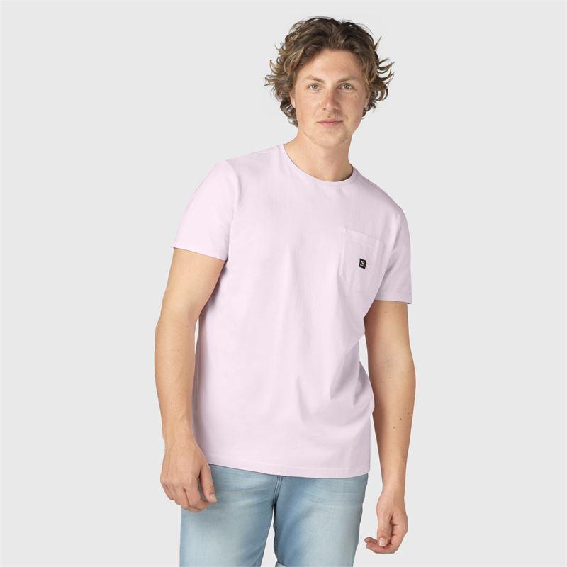 Brunotti Axle-N  (roze) - heren t-shirts & polo's - Brunotti online shop