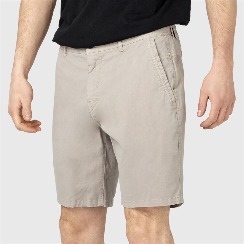 Brunotti CambECO-N  (bruin) - heren casual shorts - Brunotti online shop