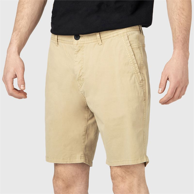 Brunotti CambECO-N  (brown) - men casual shorts - Brunotti online shop