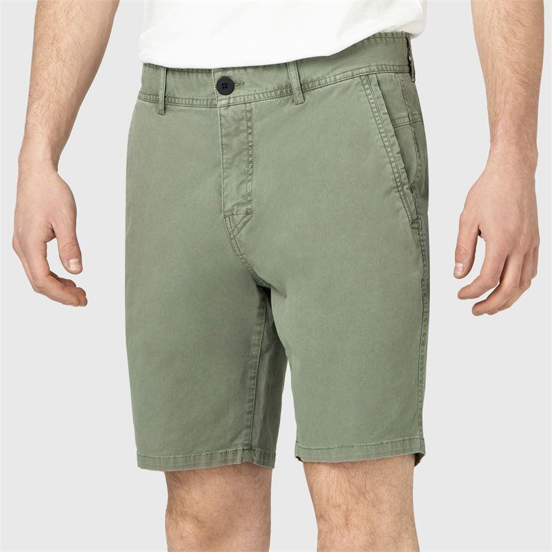 Brunotti CambECO-N  (groen) - heren casual shorts - Brunotti online shop