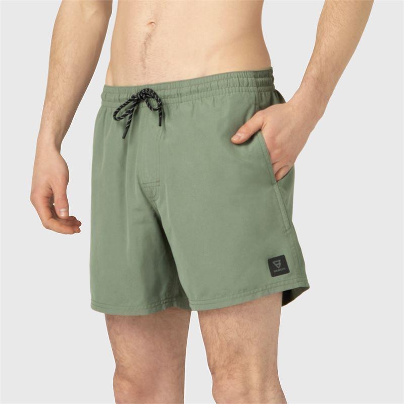 Brunotti CrunECO-N  (groen) - heren zwemshorts - Brunotti online shop