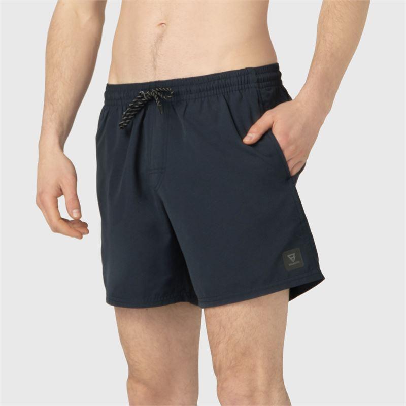 Brunotti CrunECO-N  (blauw) - heren zwemshorts - Brunotti online shop