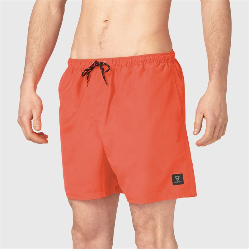 Brunotti CrunECO-N  (roze) - heren zwemshorts - Brunotti online shop