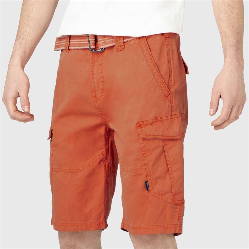 Brunotti CaldECO-N  (orange) - men casual shorts - Brunotti online shop