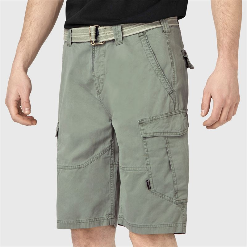 Brunotti CaldECO-N  (grün) - herren casual shorts - Brunotti online shop