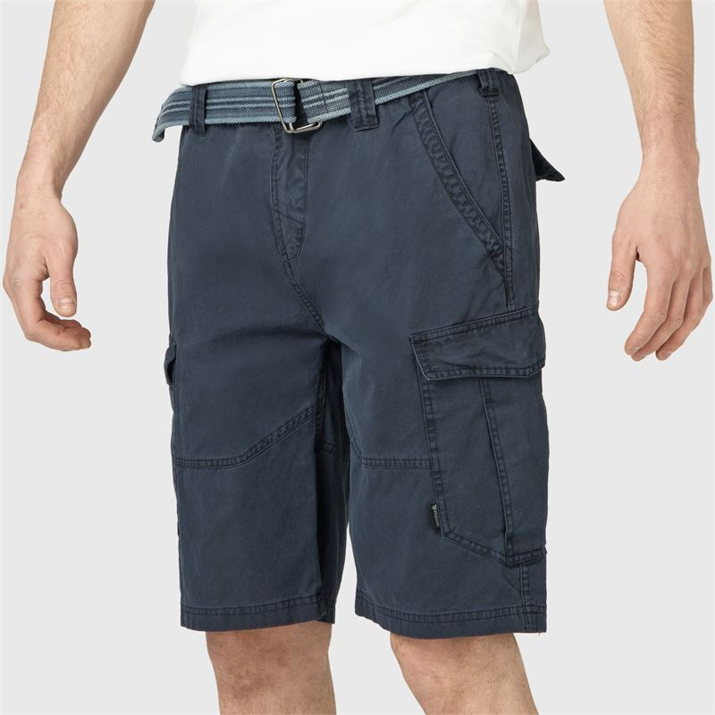 Brunotti CaldECO-N  (blue) - men casual shorts - Brunotti online shop
