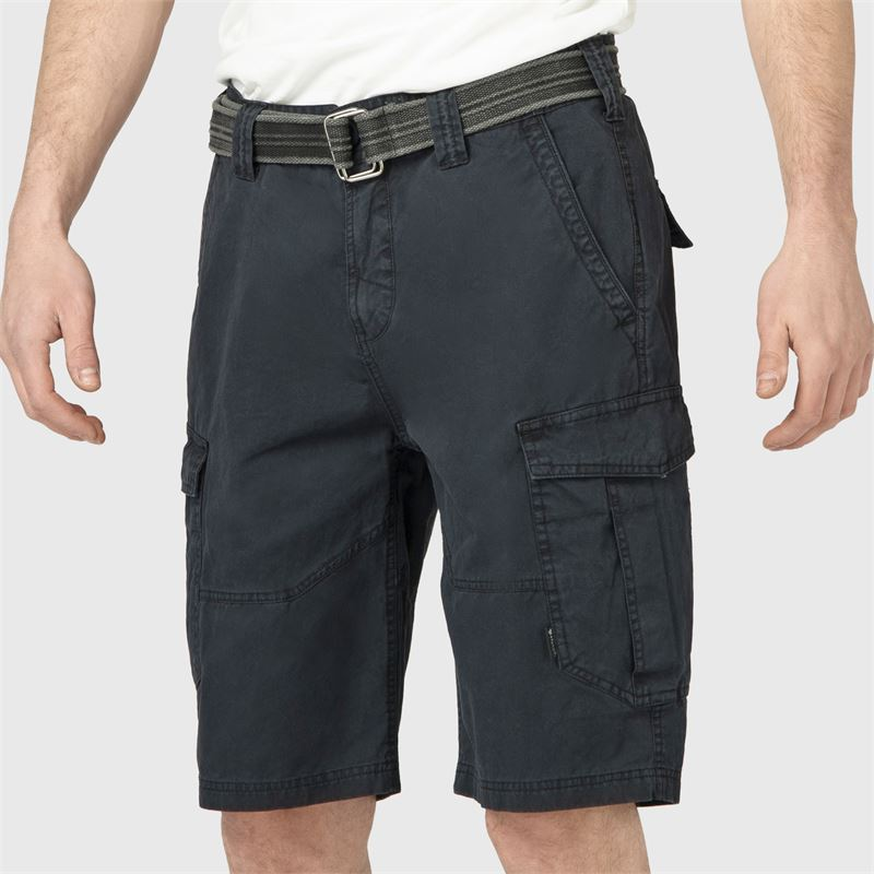 Brunotti CaldECO-N  (black) - men casual shorts - Brunotti online shop
