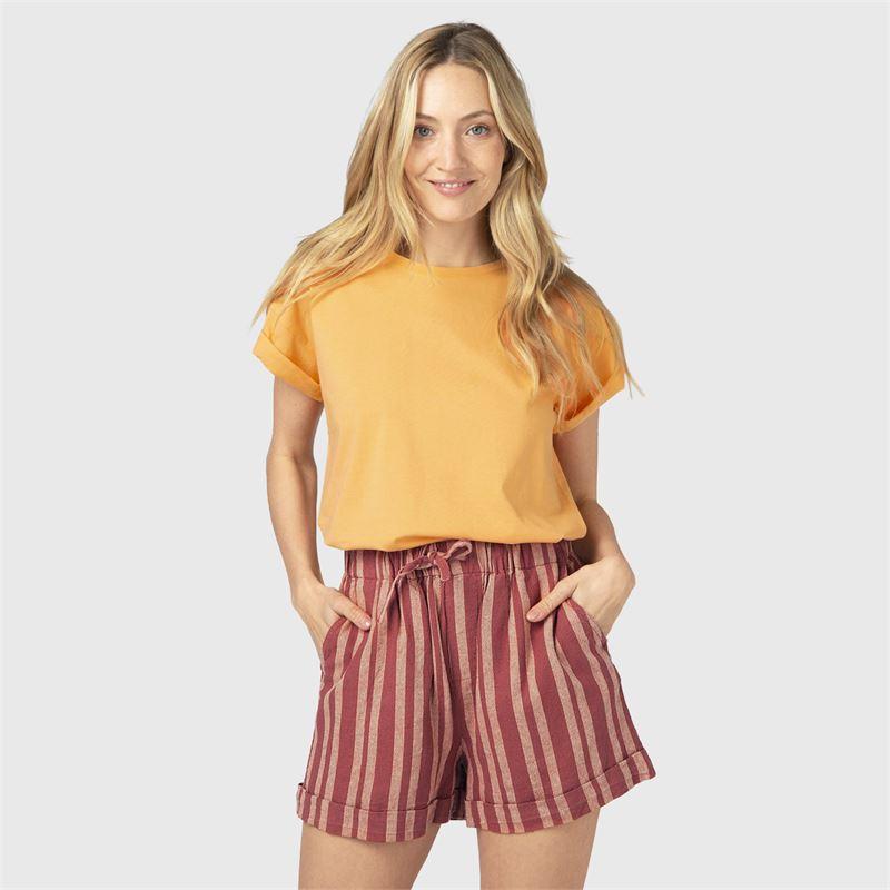 Brunotti Salina  (oranje) - dames t-shirts & topjes - Brunotti online shop