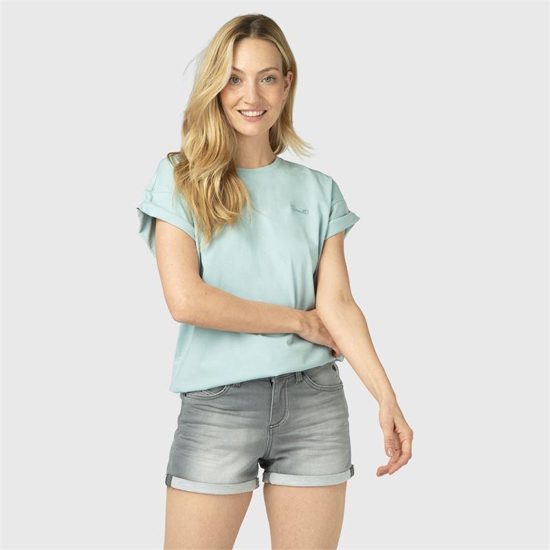 Brunotti Salina  (blue) - women t-shirts & tops - Brunotti online shop