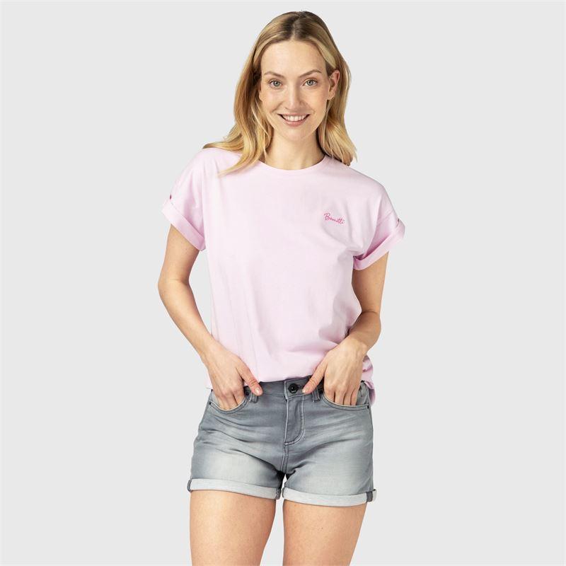 Brunotti Salina  (roze) - dames t-shirts & topjes - Brunotti online shop