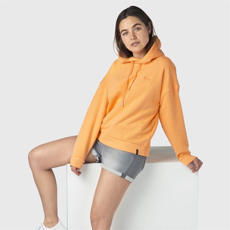 Brunotti Donna-N  (orange) - damen sweatshirts & sweatjacken - Brunotti online shop