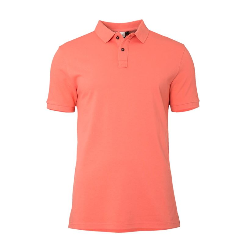 Brunotti Frunot  (roze) - heren t-shirts & polo's - Brunotti online shop