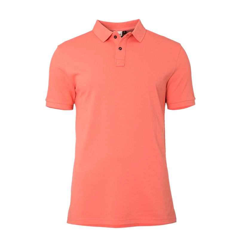 Brunotti Frunot II N Men Polo (Roze) - HEREN T-SHIRTS & POLO'S - Brunotti online shop