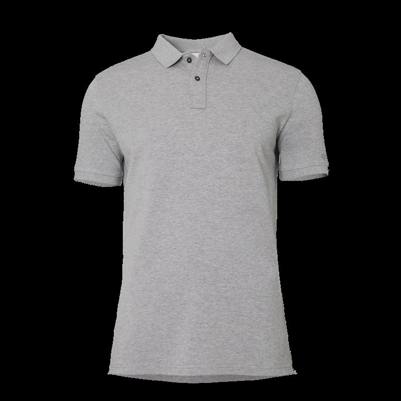 Brunotti Frunot II N Men Polo (Grey) - MEN T-SHIRTS & POLOS - Brunotti online shop