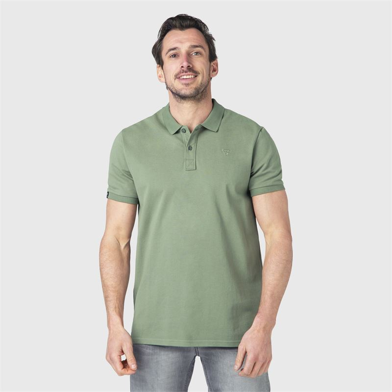 Brunotti Frunot-II  (grün) - herren t-shirts & polos - Brunotti online shop