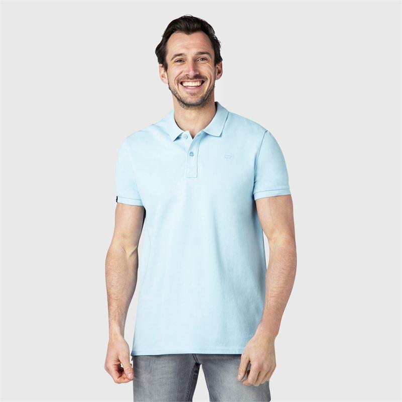 Brunotti Frunot-II  (blauw) - heren t-shirts & polo's - Brunotti online shop