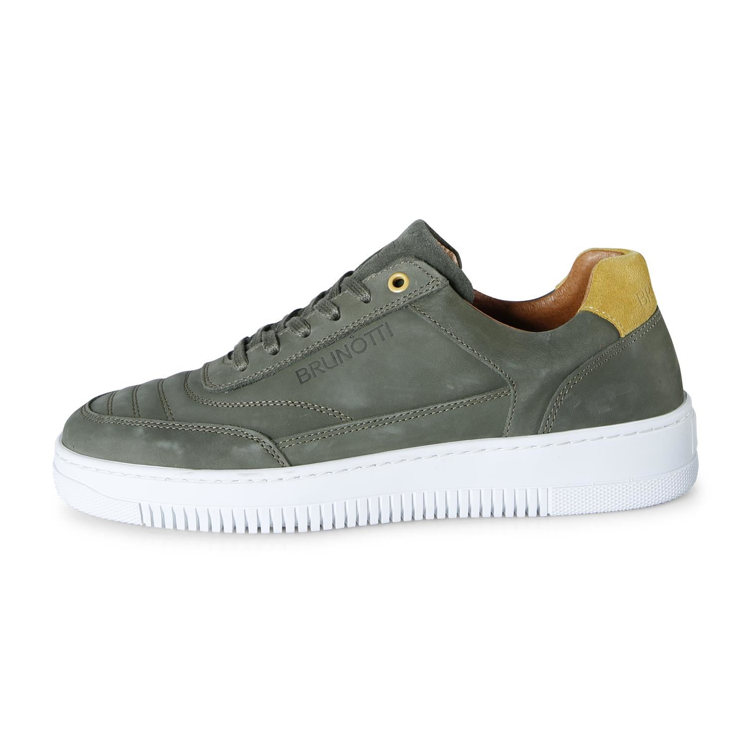 Brunotti Arugam  (green) - men shoes - Brunotti online shop