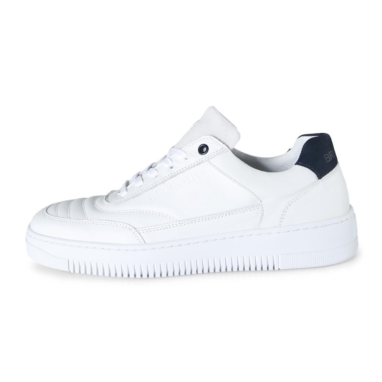Brunotti Arugam  (wit) - heren schoenen - Brunotti online shop