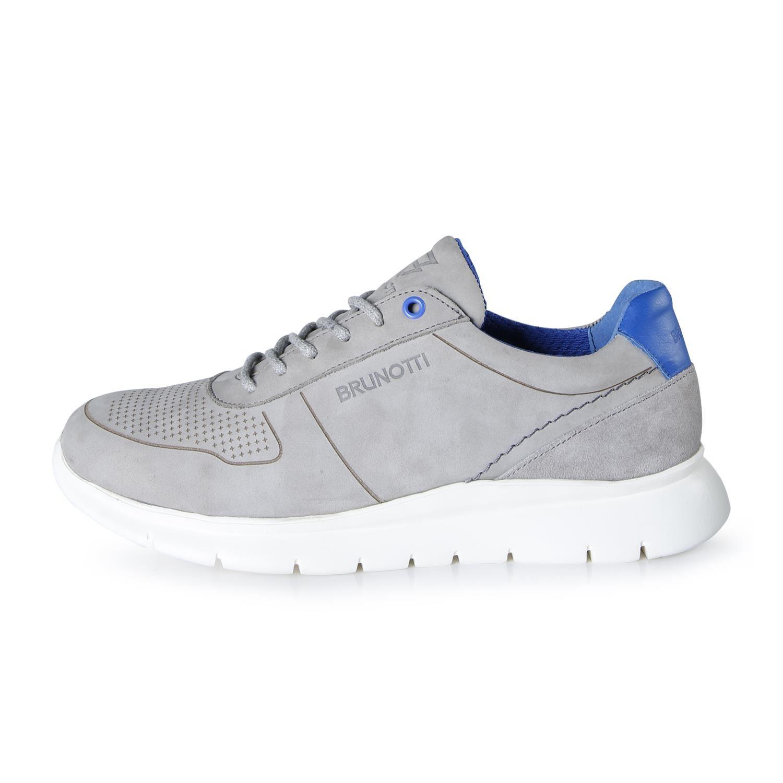 Brunotti Sayulita  (grijs) - heren schoenen - Brunotti online shop